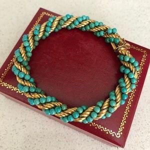 Vintage Bracelet 18K